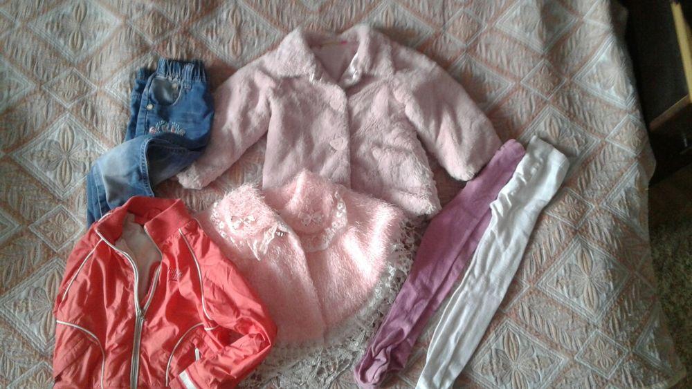Одяг дівчинці 3-4 роки