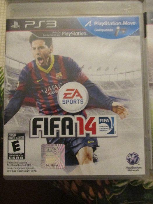Jogo PS3 FIFA 14 - Versão Americana