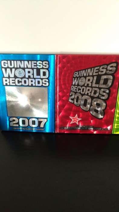 4 Livros Guiness World Records