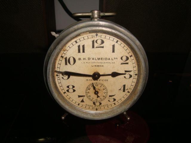 4631b74bfd1 Despertador vintage - Algueirão-Mem Martins - vendo relógio despertador  anos 60 70 funciona