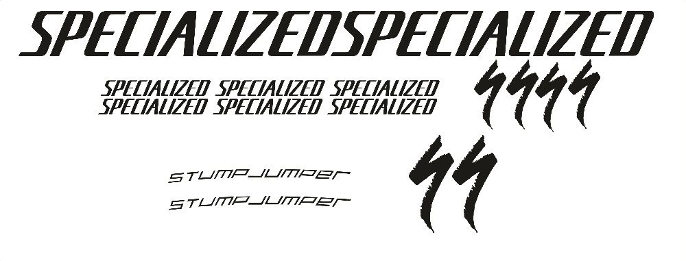 Specialized Stumpjumper kit autocolantes