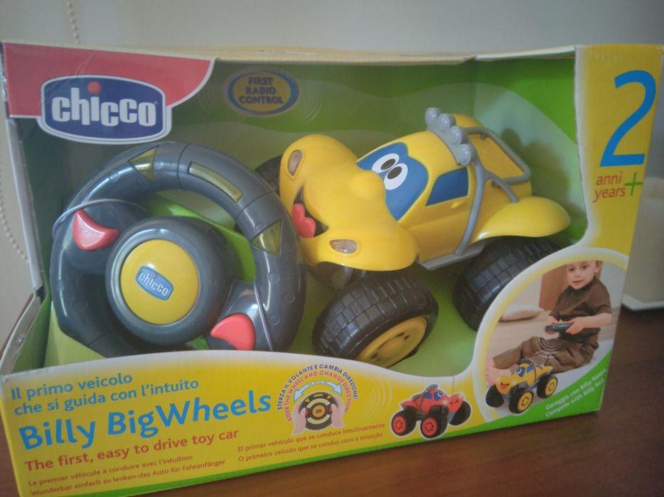 Billy Big Wheels, Chicco