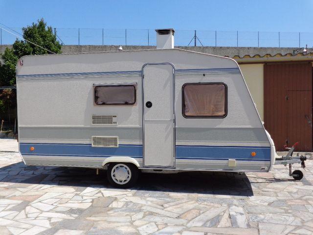 Caravana Vimara de 1996, está como nova