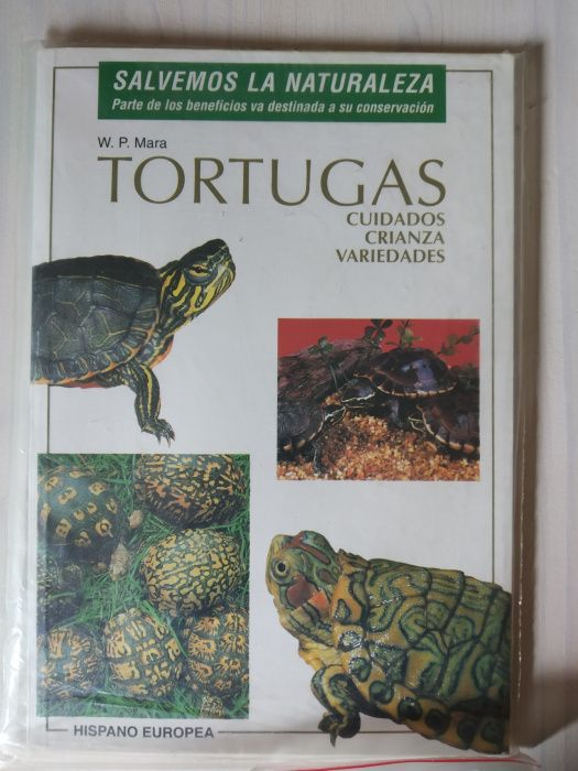 Livro de tartarugas