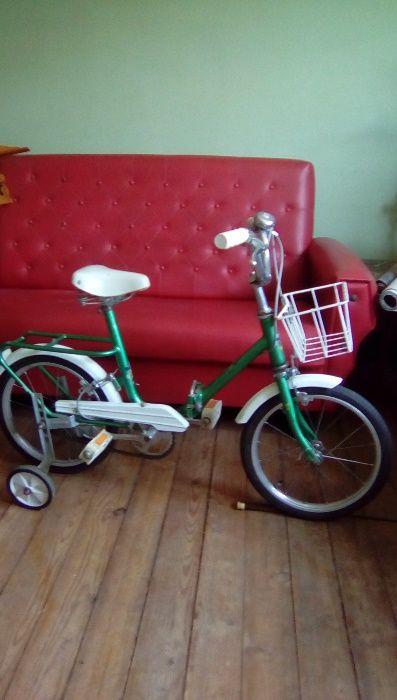 Biciceta antiga criança