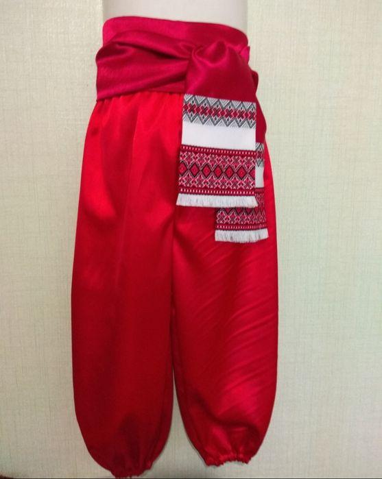 Шаровари, козацькі штани