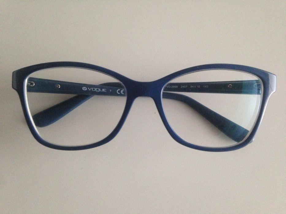 74221bcdb0060 Arquivo  Armação de óculos VOGUE  Redução preço Bonfim • OLX Portugal