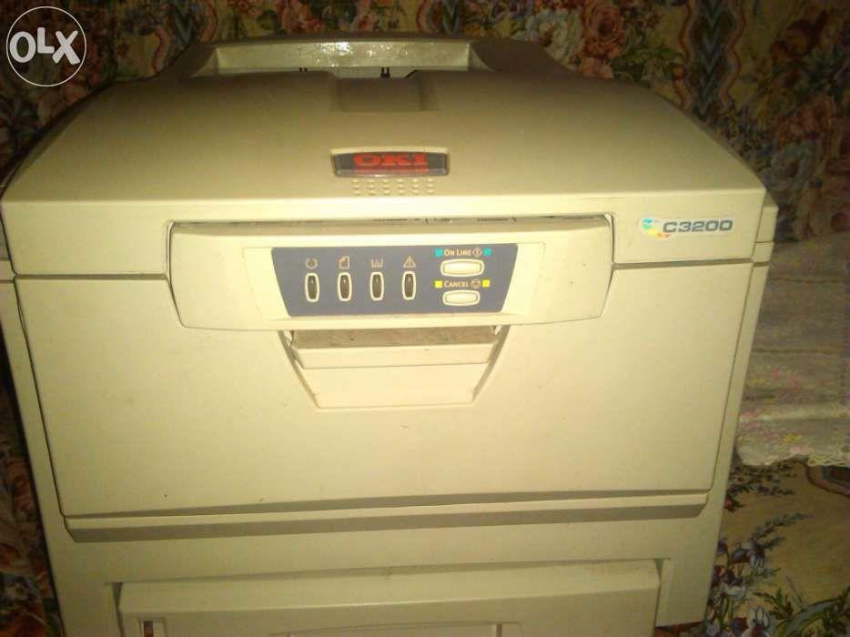 Vendo impressora a leizer oki C 3200