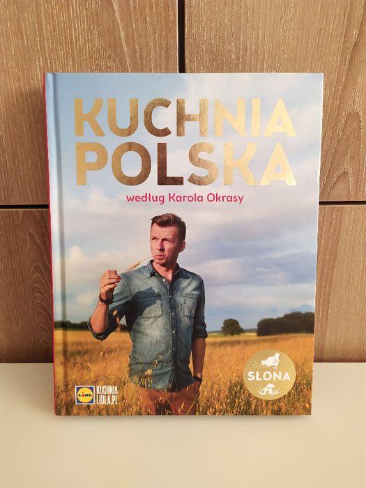 Ksiazka Kuchnia Polska Karol Okrasa Koscian Olx Pl