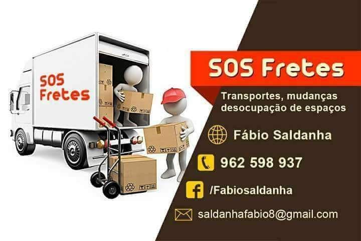 SOS fretes Alcabideche - imagem 1
