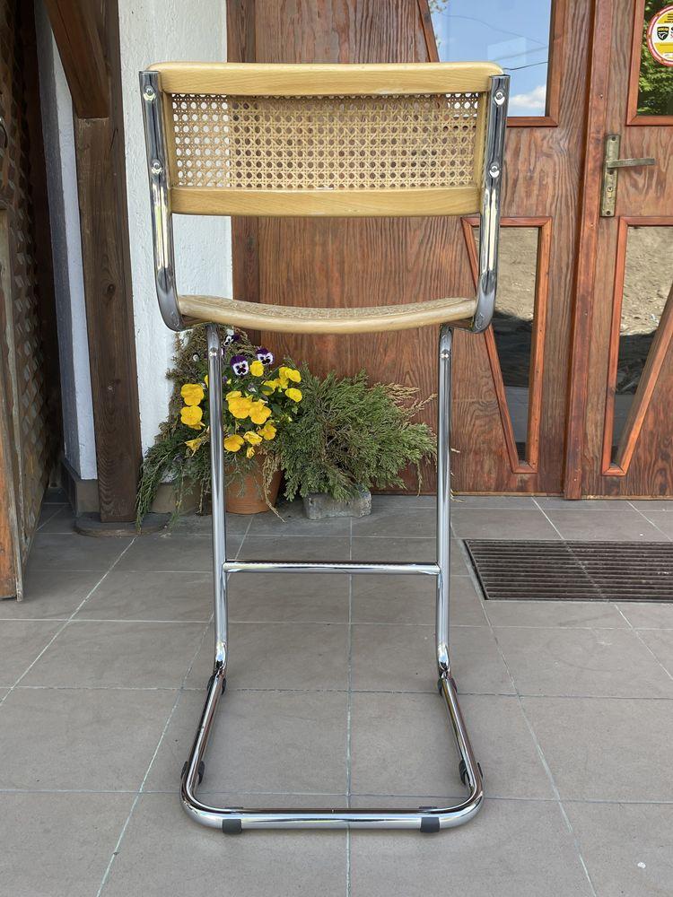 Cesca chair Marcel Breuer Bauhaus hoker krzeslo barowe