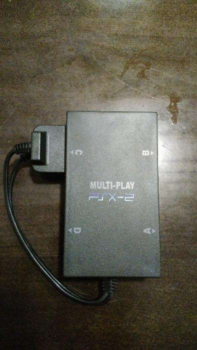 Multi play PS2