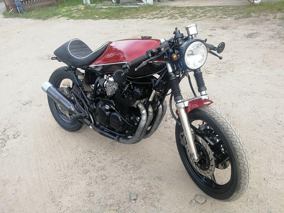 Yamaha XJ600s divrsion Cafe Racer, Custom Kalisz • OLX.pl