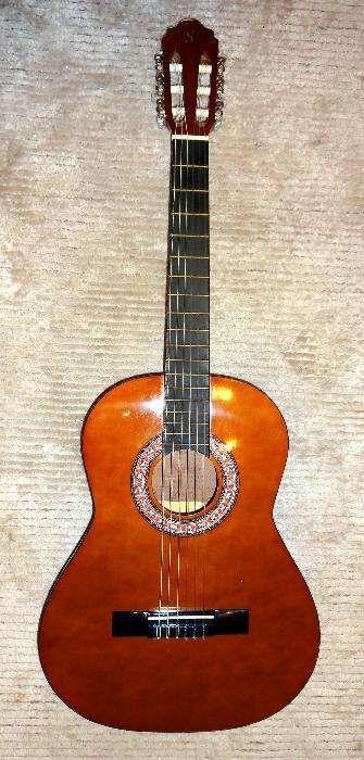 Guitarra Clássica 3/4