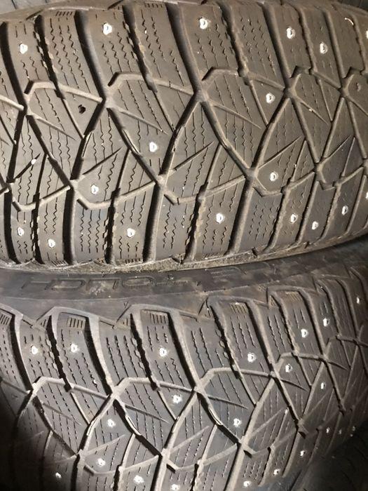 Продам зимнюю резину Dunlop 205-60-R16