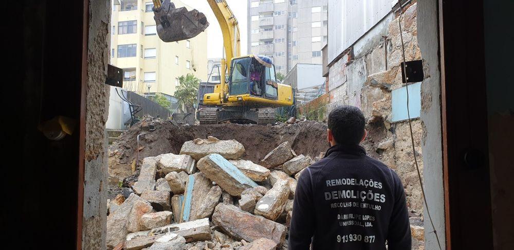 Recolha de Entulhos Resíduos & demolições Cedofeita, Santo Ildefonso, Sé, Miragaia, São Nicolau E Vitória - imagem 8