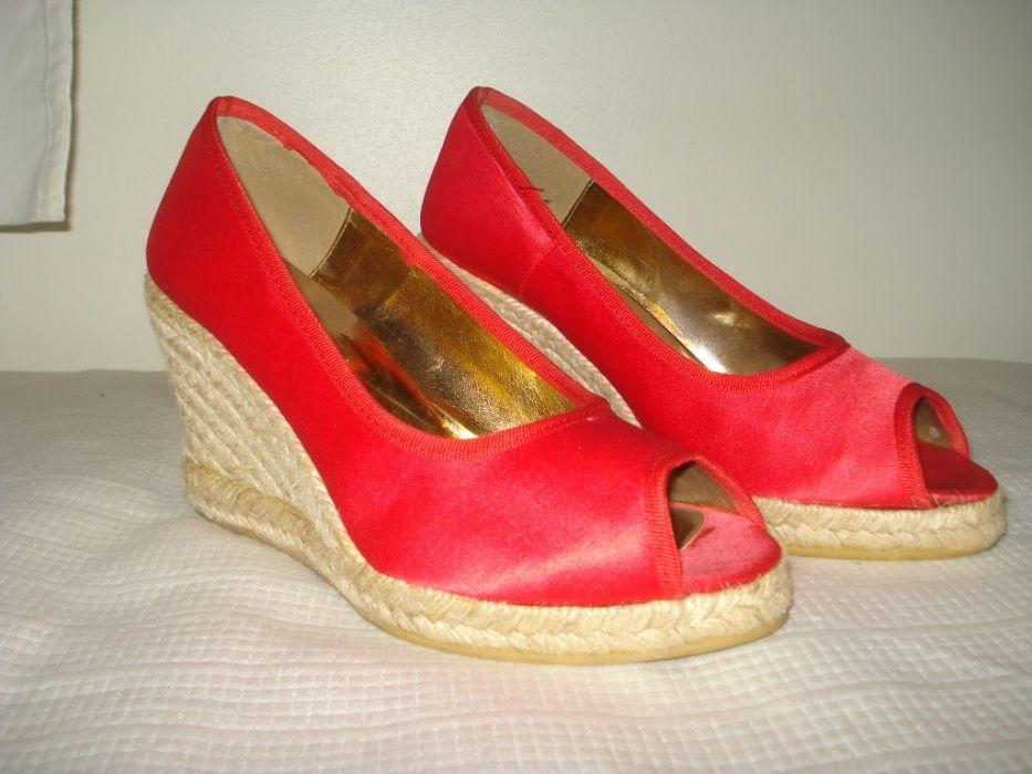 6f23e46c0 Sapatos Vermelhos - Calçado - OLX Portugal - página 6