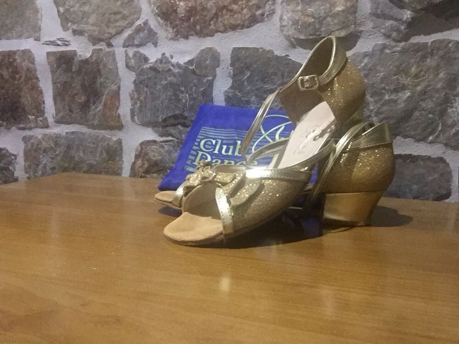Sapatos danças de salão homem nº 41 e 42 novos Águas Livres