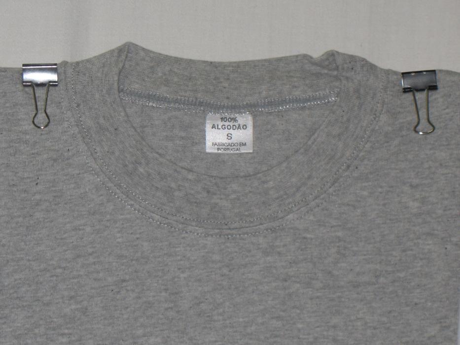 989ff425b T-shirts Lisas - várias cores e tamanhos