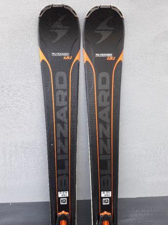 Narty Blizzard 175cm+ buty Salomon Żabnica • OLX.pl