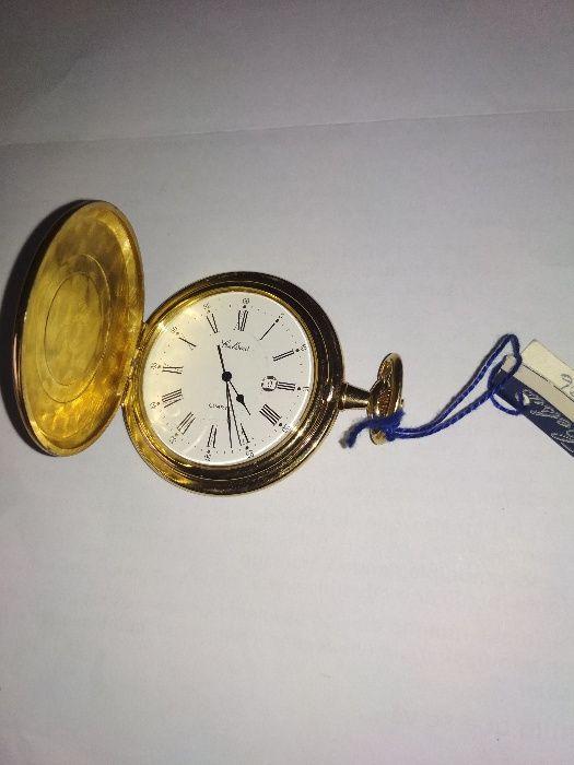 0c6339c6ca4 Relógio de bolso novo - Nelas - Relógio bolso novo de marca Celsus com  tampas em