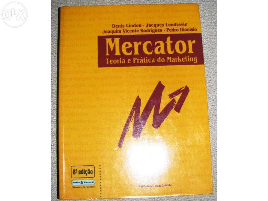 Mercator Teoria e Prática do Marketing