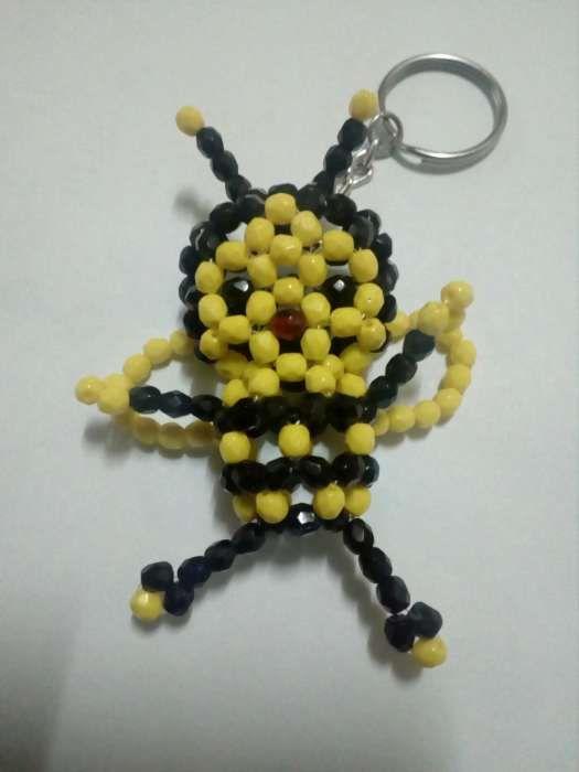 Porta chaves abelha