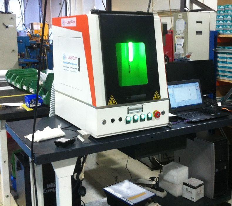 Equipamentos Laser Fibra, Fibra 3D, CO2, CO2 RF e UV.