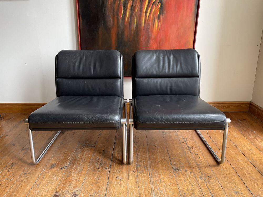 COR(Lübke) lounge chair fotel mid century modern