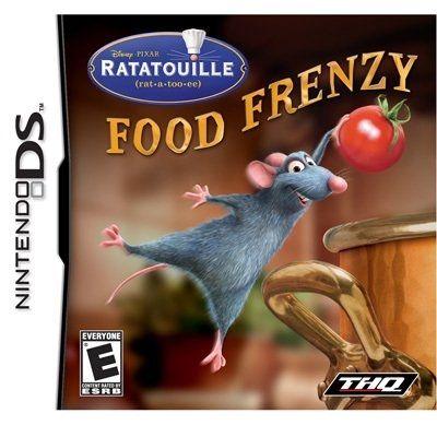jogo FOOD FRIENDZY - nintendo DS