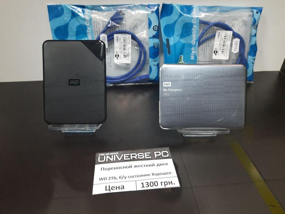 Переносной hdd , внешний жёсткий диск 2000gb