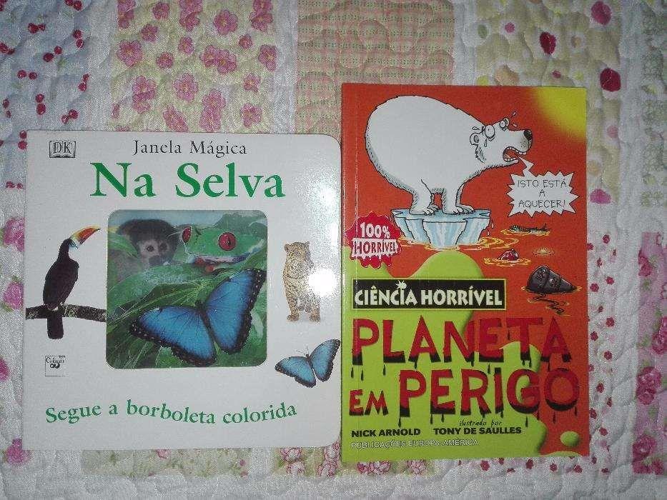 Vendo livros como novos
