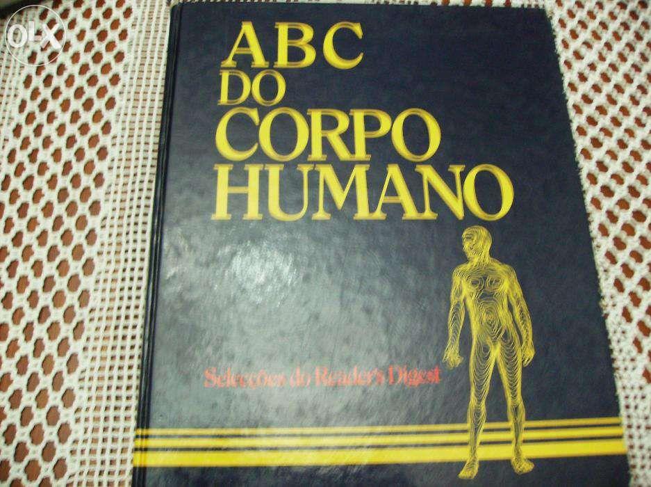 livro abc corpo humano