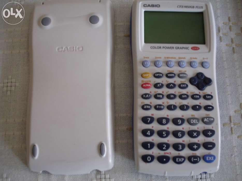 f12a2a07425 Calculadora casio cfx resultados