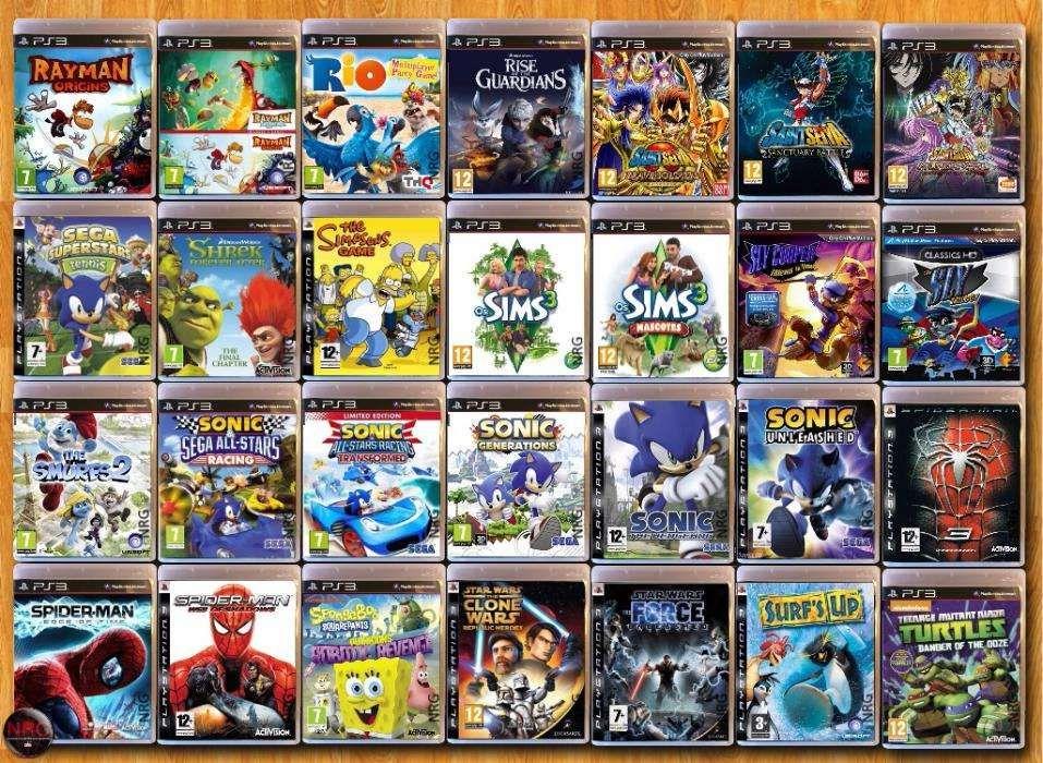 [PS3] 200 Jogos INFANTIS < 12 Anos (Vendo à Unidade - Ver Preços) Penha De França - imagem 6