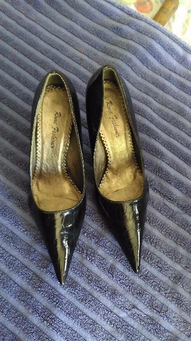 Sapatos salto alto Rome Fashioner