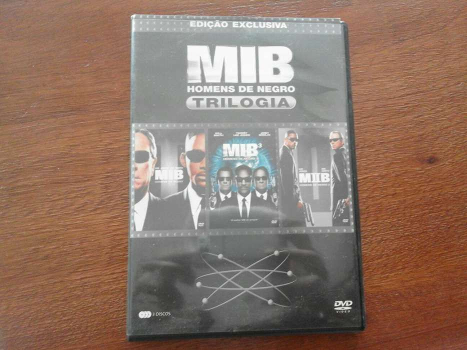 MIB Men in Black - Trilogia