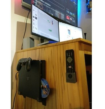 PlayStation 4 (PS4) - Suporte de parede, secretària