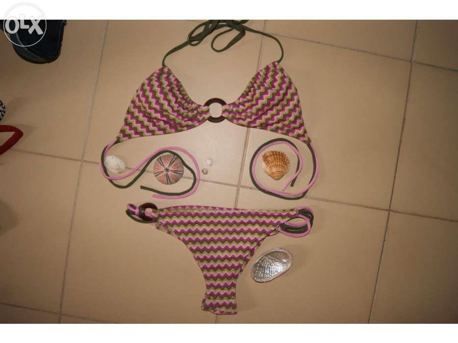 Bikini étnico c/ portes