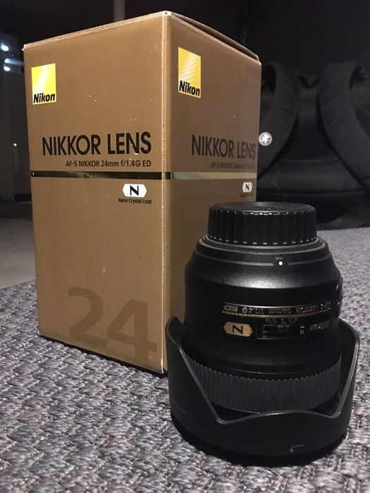 Nikon AF-S NIKKOR 24mm f/1.4G