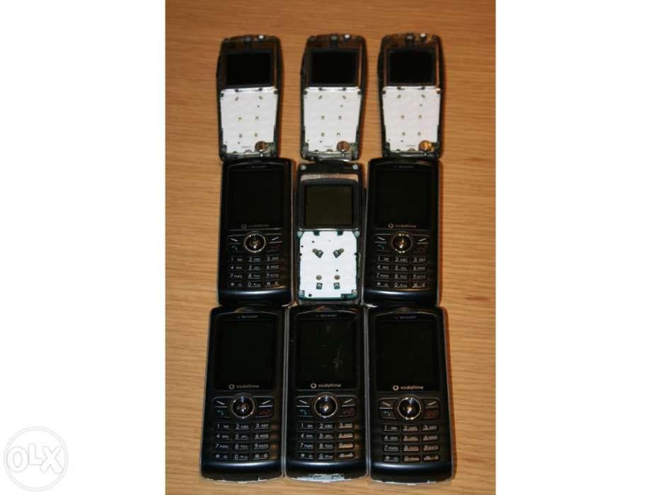 Telemóveis Nokia e Sharp para restauro ou peças