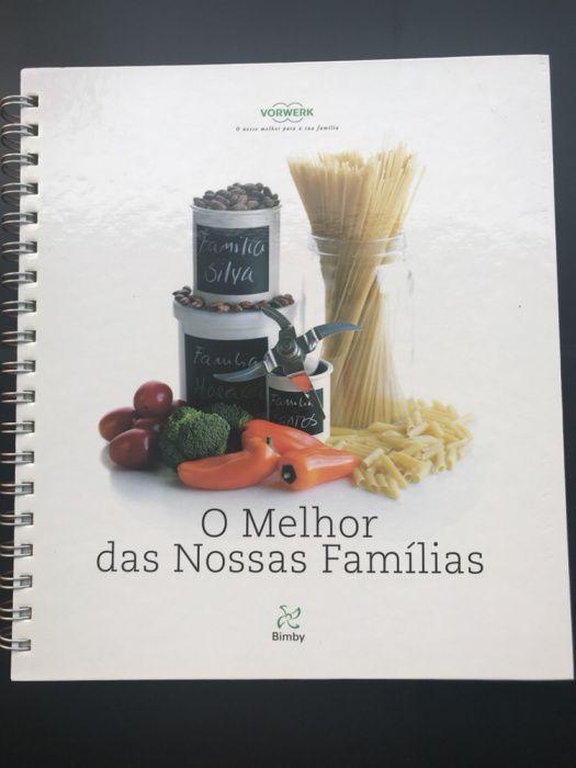 Livro O Melhor das Nossas Famílias
