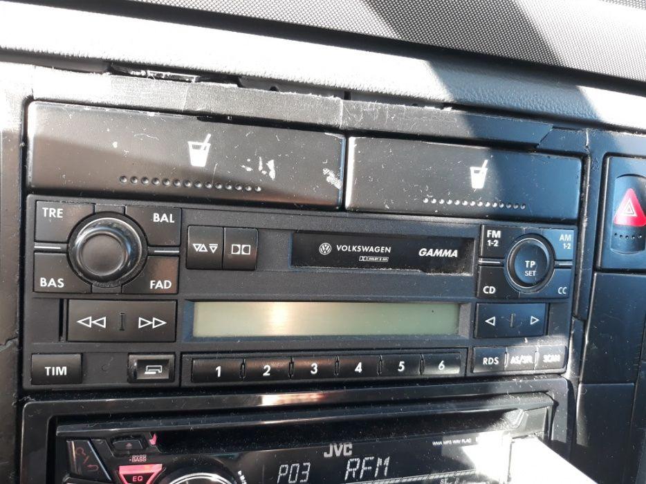 2 Radios origem Volkswagen
