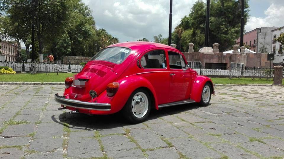 Farolins traseiros do VW 1303