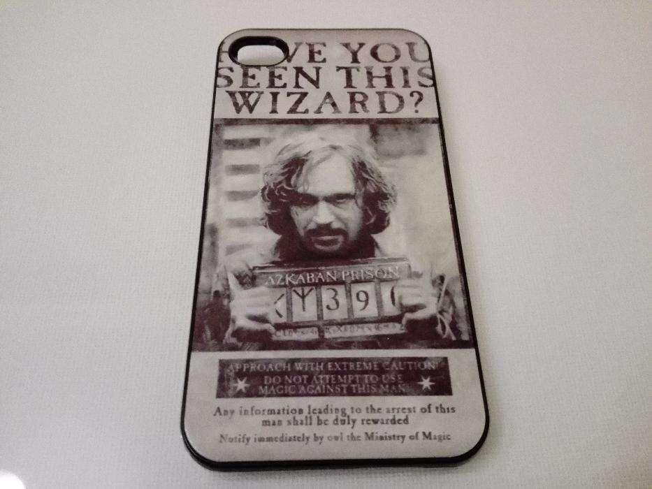 Capa iPhone 4 / 4S - Harry Potter e a Ordem da Fênix