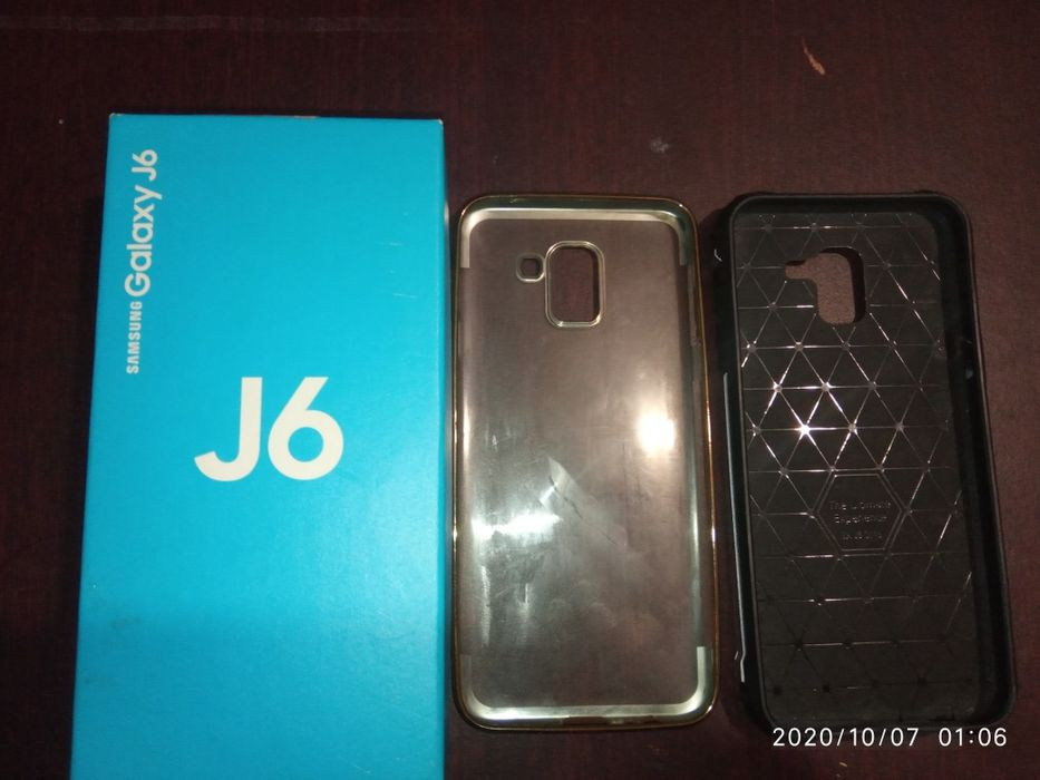 Чехол на Samsung Galaxy j6