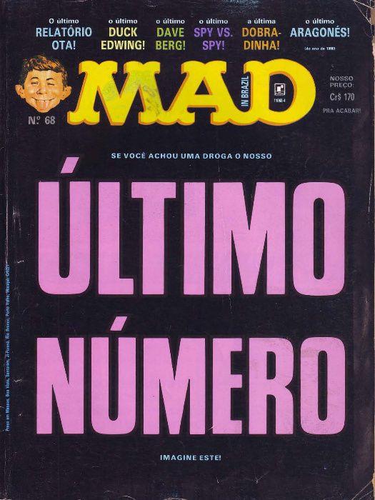 Revistas MAD!
