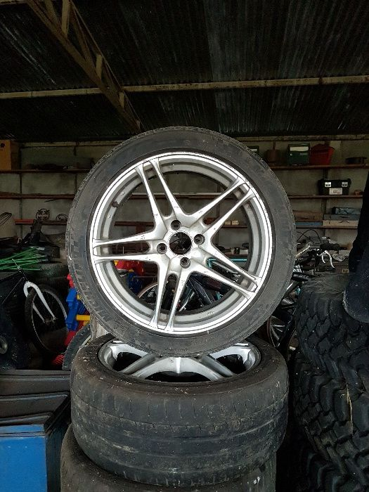 Jantes 17 rota wheels originais