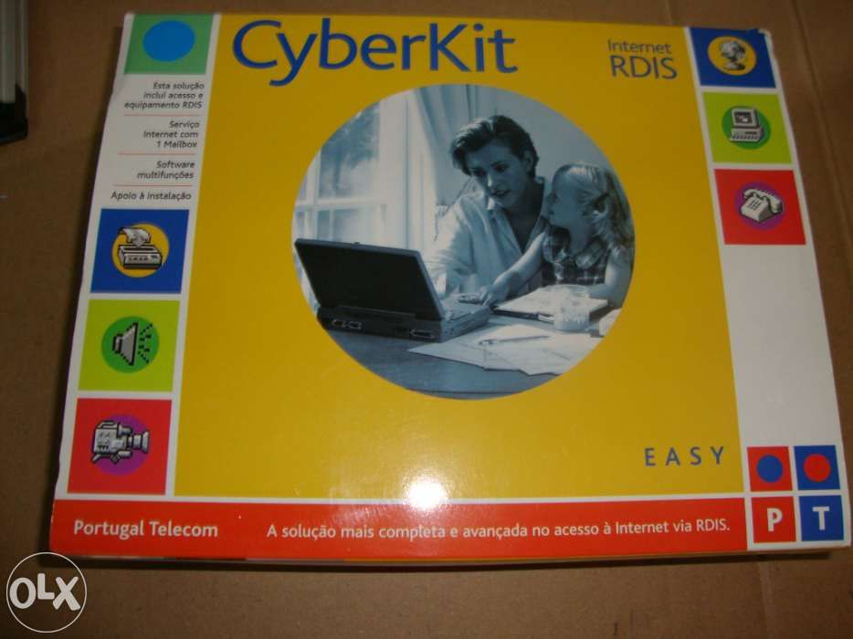 Central PT Cyberkit Internet Redis