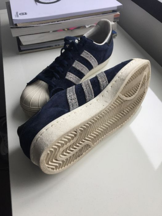 Ténis Adidas Superstar 41.